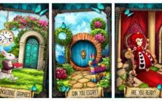 Mobile games: 100 doors incredible  escape game