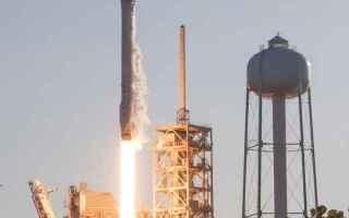 Astronomia: falcon 9  spacex