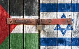 dal Mondo: israele  palestina  coloni  insediamenti