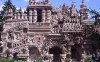 Architettura: architettura  arte  hauterives
