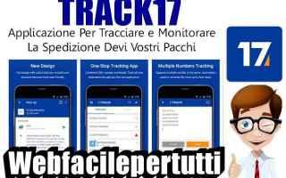 App: 17track app