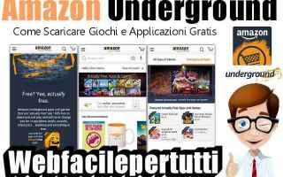 App: app amazon underground