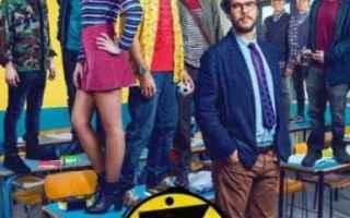 Cinema: classe z  guido chiesa  commedia cinema