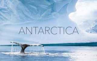 Viaggi: viaggio  antartide