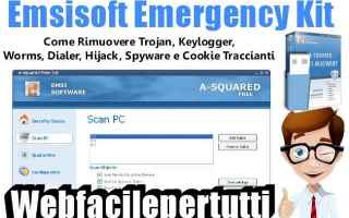 Sicurezza: emsisoft emergency ki sicurezza virus