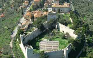 borgo  castello  borghi  curiosità