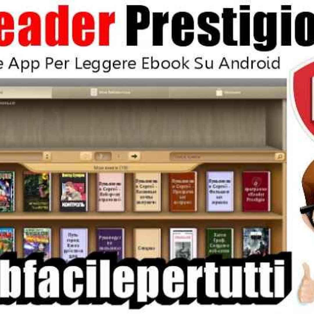 ereader prestigio app ebook reader