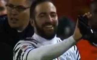 Serie A: higuain juventus napoli calcio