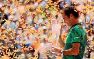 Tennis: tennis grand slam federer miami