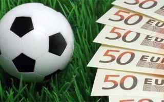 Calcio: scommesse sportive  sport