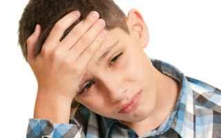 Medicina: cefalea  mal di testa  terapia