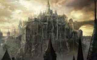 Console games: dark souls the ringed city  giochi