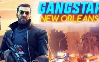gangstar new orleans  android  azione