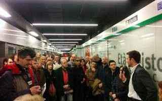 Roma: metroc  roma  trasporto pubblico