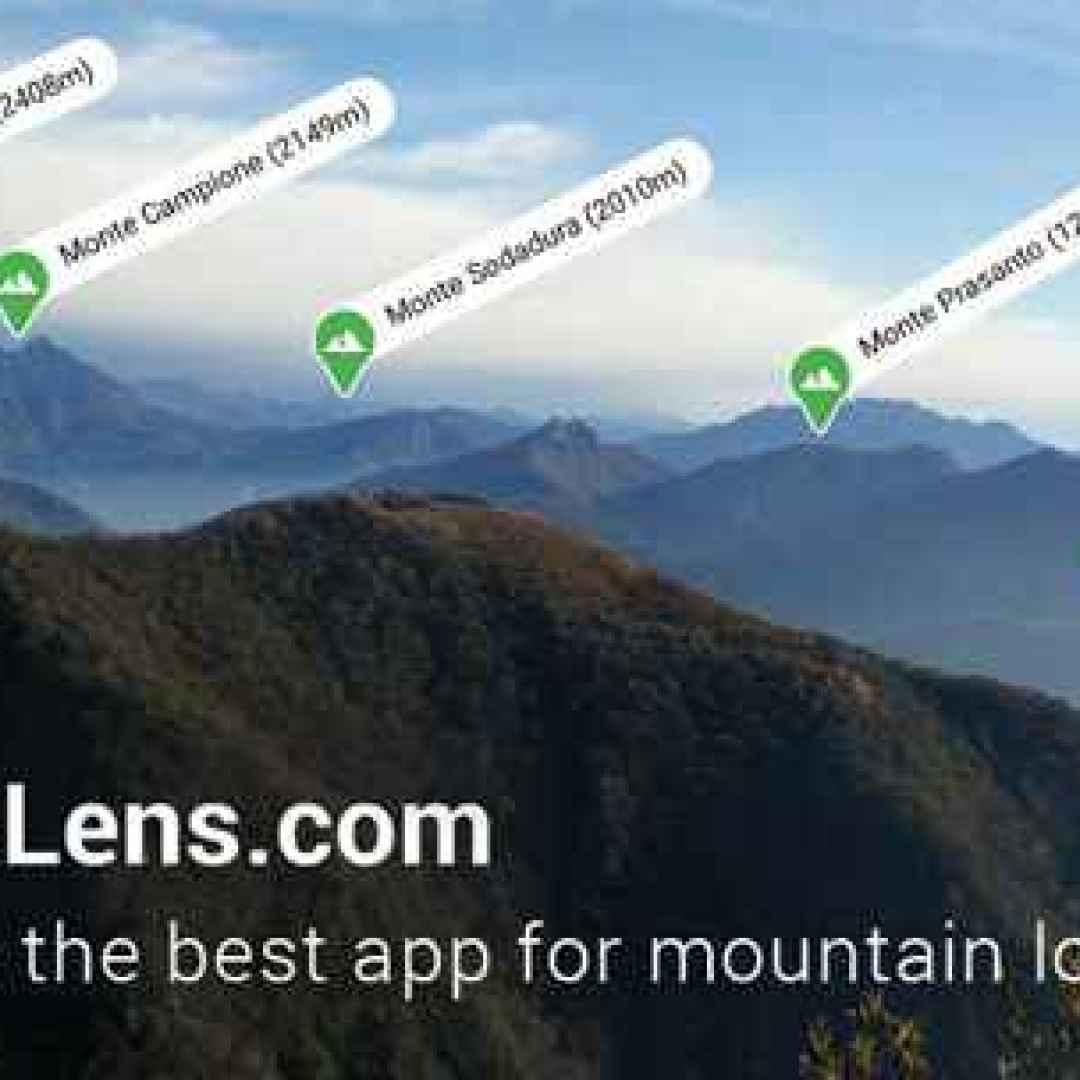 android  montagna  sport  trekking  viaggi