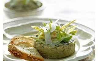 Ricette: paté di carciofi  ricette light