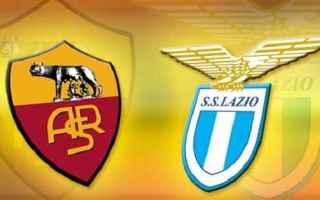 Coppa Italia: Roma lazio, le probabili formazioni