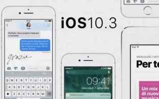 iPhone - iPad: apple  aggiornamento ios  ios