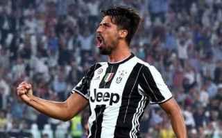 Calcio: juventus  khedira