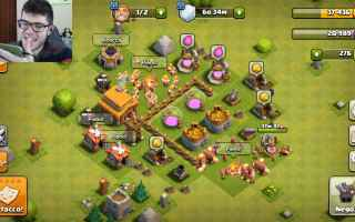 clash of clans  android  gestionali
