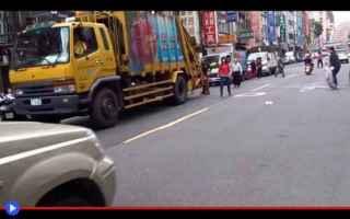 dal Mondo: taiwan  spazzatura  cina  città  leggi