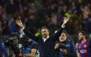 Champions League: barcellona  juventus  luis enrique