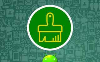Android: android whatsapp utility pulizia