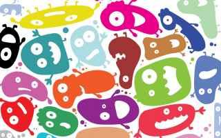 Medicina: microbiota  batteri  salute