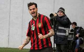 Calcio: davide lanzafame  juventus  honved