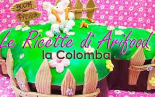 Ricette: pasqua  colomba  ricetta  catering roma