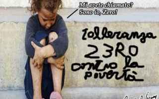 Satira: bambini poveri  povertà minorile