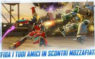 Mobile games: transformers android videogiochi games