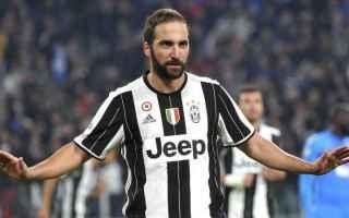 Serie A: higuain  napoli  juventus