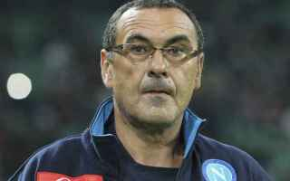 Coppa Italia: sarri  napoli  juventus