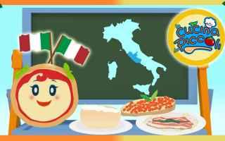 cartoni animati  bambini  cibo