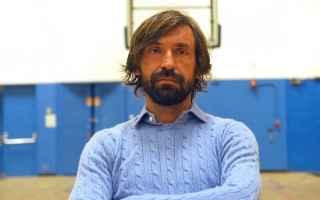 Calcio: andrea pirlo  harlem globetrotters