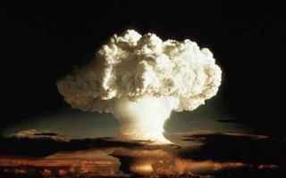 dal Mondo: guerra  bomba atomica  nucleare