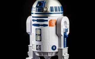 Gadget: r2d2  regalo uomo  star wars  guerre stellari  darth vader  stormtrooper  spada laser  lightsaber  troppotogo