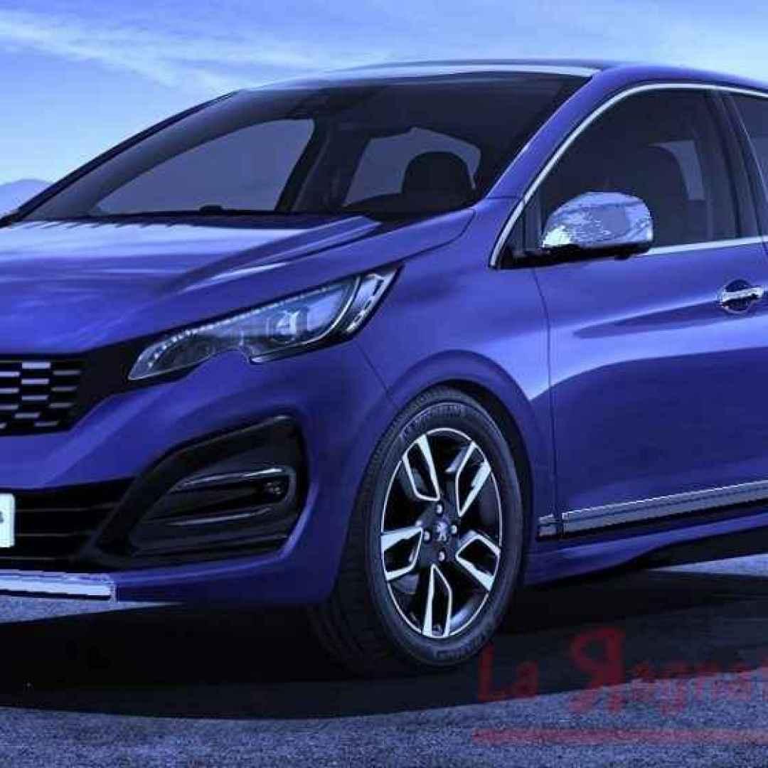 La Nuova Peugeot 208 Ii Serie In Uscita Nel 2018 Peugeot