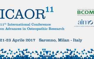 ricerca osteopatica  medicina  icaor