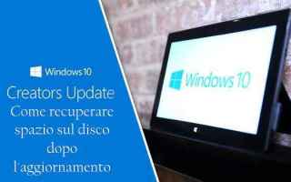 Microsoft: windows 10 creators update  microsoft