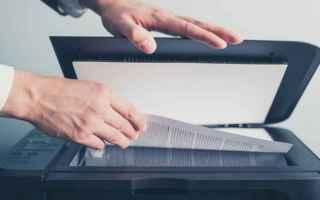 Software: scanner  pdf  stampante  spftware