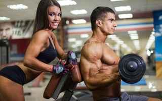 Fitness: muscoli bicipiti