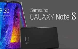 Cellulari: galaxy note 8  phablet  samsung  nougat