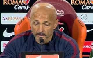 Serie A: roma  calcio  spalletti  news