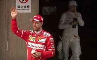 Formula 1: f1  ferrari  gp cina  vettel