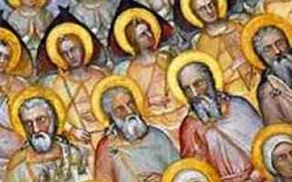 Religione: santi oggi  calendario  festa palme