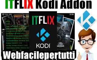 File Sharing: fiilmphp  itflix  kodi  addon