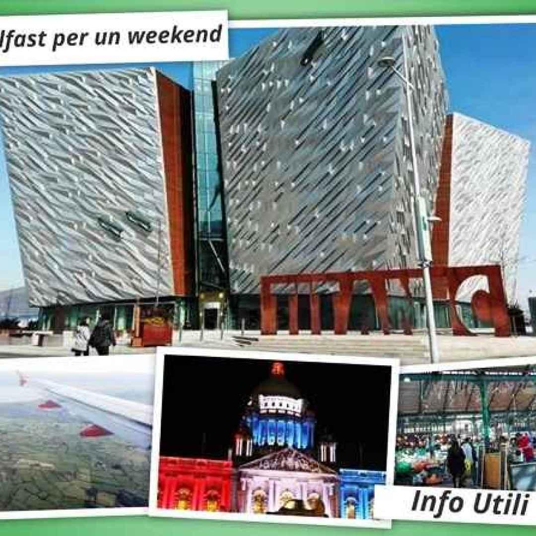 belfast  weekend  irlanda  nord irlanda