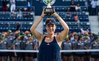 Tennis: tennis grand slam pavlyuchenkova trionfa